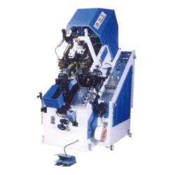JAXJ-618AM自动上胶前帮机